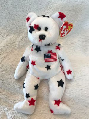 "1997 "" Glory "" Beanie Baby w tag error for Sale in Louisville, KY"