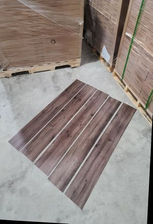 Luxury vinyl flooring!!! Only .67 cents a sq ft!! Liquidation close out! FJ8E for Sale in Ontario, CA