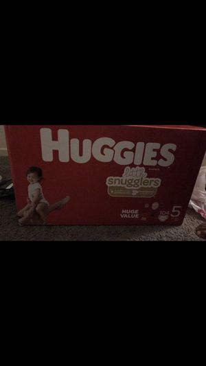Huggies I have sizes 3,4,5 and 6 for Sale in Las Vegas, NV