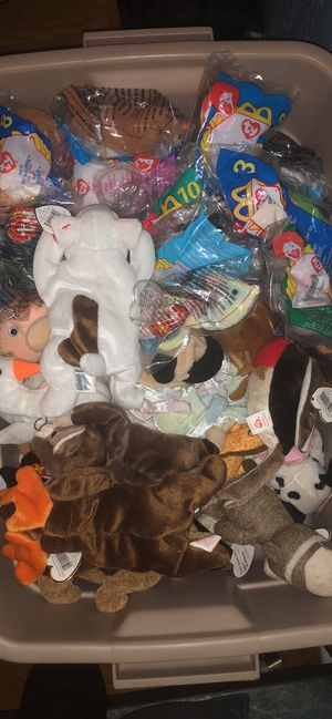 Beanie Babies for Sale in Milpitas, CA