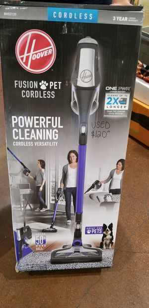 Hoover vacuum used for Sale in Garland, TX