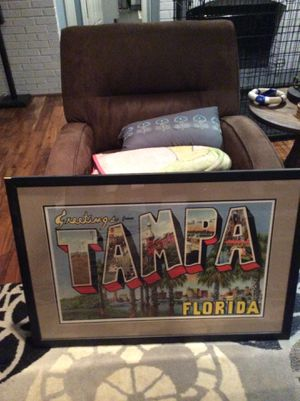 Framed pic for Sale in Sterling, VA