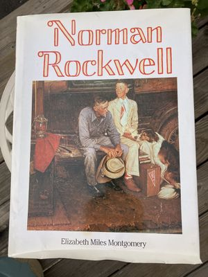 Norman Rockwell Book for Sale in Groton, MA