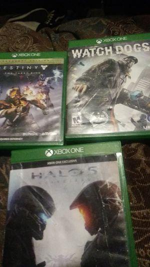 Xbox one for Sale in Delano, CA