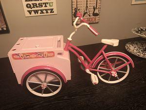 My Life doll Ice Cream Cart Bike for Sale in Stone Mountain, GA