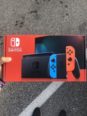 Nintendo Switch V2 New for Sale in Saint Charles, MO