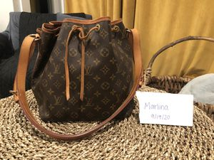 Authentic Louis Vuitton Noé for Sale in Tacoma, WA