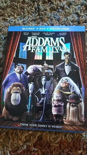 The Addams family blu-ray for Sale in Los Angeles, CA
