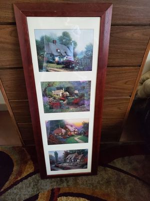 4 picture collage for Sale in Spokane, WA