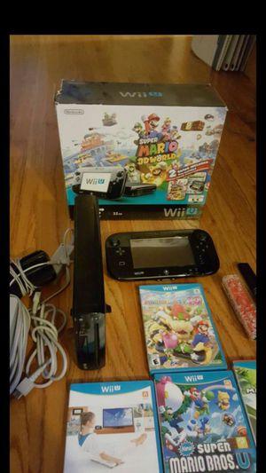 Nintendo Wii U bundle for Sale in La Grange Park, IL