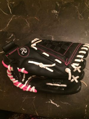 Rawlings softball glove 11.5 for Sale in New Milford, CT