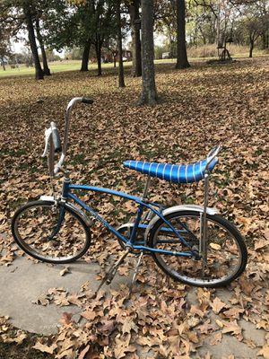 Original 1971 Schwinn Stingray Bike for Sale in Coffeyville, KS