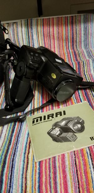 Vintage Ricoh Mirai 35mm camera for Sale in Fresno, CA