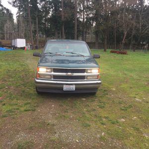 96 Chevy Silverado for Sale in Kent, WA