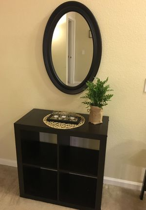 4 cubes + mirror + candle holder ... all in the pictures are included for Sale in Frederick, MD