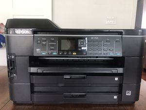 Epson Workforce all in one Printer- model wf-7520 for Sale in Tampa, FL