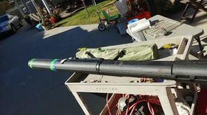 Bazuka Tube Tube Flambeau Fishing Rod Travel Case for Sale in Whittier, CA