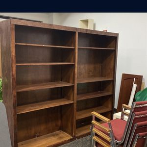 Side By Side Shelve ( Don't Come Apart) for Sale in Abilene, TX