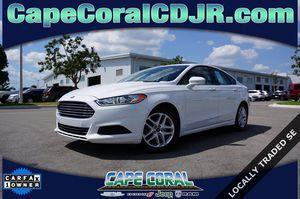 2015 Ford Fusion for Sale in Cape Coral, FL