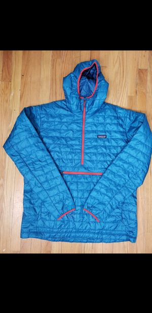 Patagonia Nano Puff Quarter Zip Jacket NWT $219 for Sale in New York, NY
