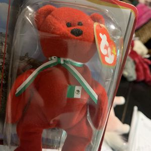 Osito the bear 🐻 TY McDonald's Teenie Beanie Baby for Sale in Federal Way, WA
