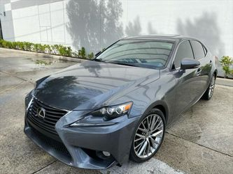 2014 Lexus Is 250 for Sale in Fort Lauderdale,  FL