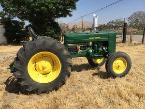 1940 John Deer Tractor, Model 40 U, new motor, good tires, $5,000. Obo for Sale in Corona, CA