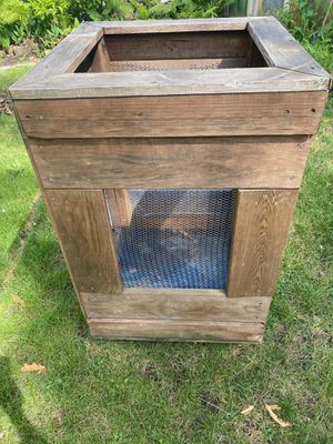 Garden box with wheels for Sale in Westmont, IL