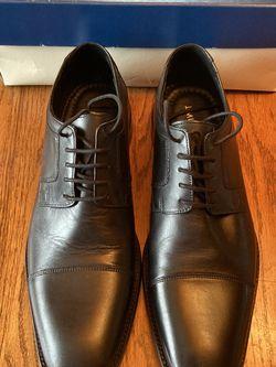 Men's Black Dress Shoes - Size 12 for Sale in Chillicothe,  IL