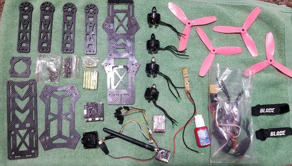 FPV Racing Drone kit