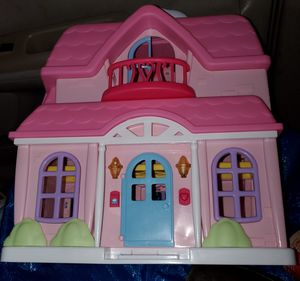 Dizzy Doo Doll House with light and sounds for Sale in Oldsmar, FL