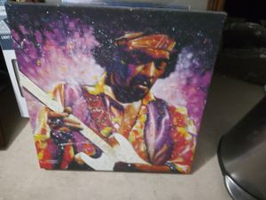 Jimmy Hendrix picture ex cond for Sale in Oklahoma City, OK