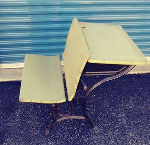 1940's school desk antique for Sale in Newport News, VA