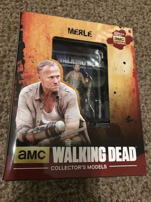 Merle - The Walking Dead Collector Figure for Sale for sale  Deltona, FL