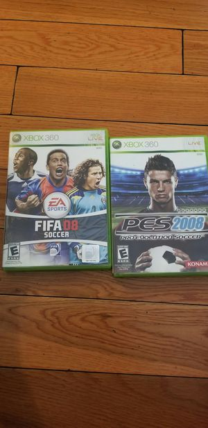 I am saleing 2 xbox 360 games work perfect nothing wrong with them. for Sale in Los Angeles, CA