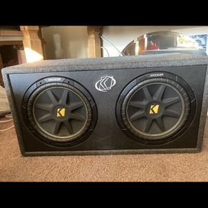 Car speaker for Sale in Ramona, CA