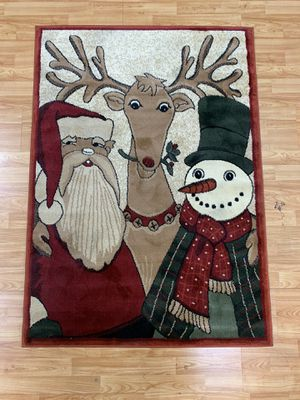 Brand new 3/5 holiday rug for Sale in Los Angeles, CA