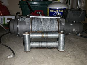 WARN M15 WINCH N BUMPER 18 RAM 4500/5500 for Sale in Rockwall, TX