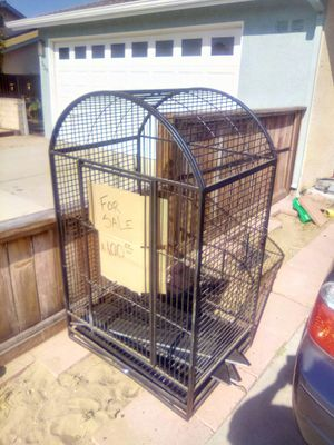 Cage large for Sale in Oceano, CA