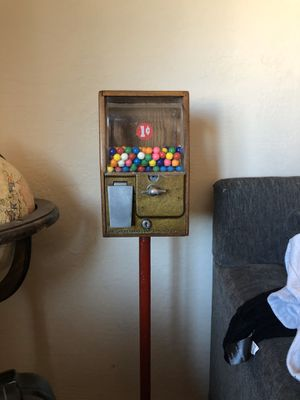 Antique penny gumball machine for Sale in Surprise, AZ