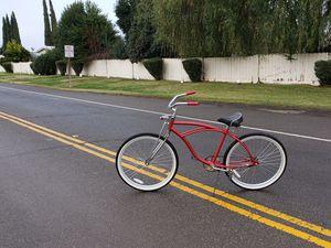 26in inch Metal Flake Custom Painted Cruiser Bike Bicycle Bicicleta for Sale in Stockton, CA