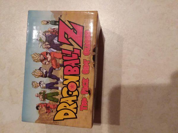 Dragonball Z shotglass set