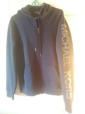 Michaels kors navy blue sz medium hoody. for Sale in Portland, OR