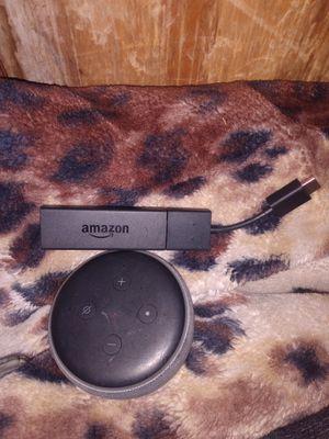 Amazon fire TV stick Alexa for Sale in El Cajon, CA