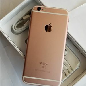 iPhone 6S, 64GB Factory Unlocked.. Excellent Condition. for Sale in Springfield, VA