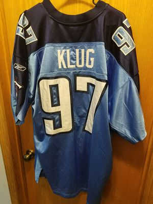 Size 56 Titans # 97 Jersey for Sale in Osseo, MN