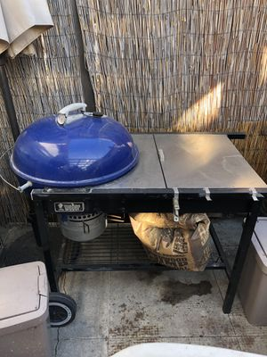Weber bbq grill/smoker for Sale in Orange, CA
