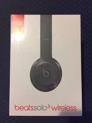 Beats Solo 3 Wireless for Sale in Salt Lake City, UT