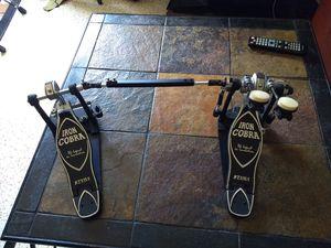 Tama Iron Cobra pedals for Sale in Brandon, FL