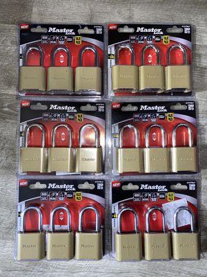 Master locks for Sale in Pacific, WA